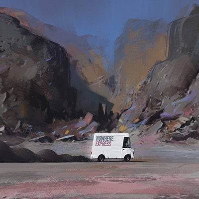 Michal lisowski nowhereexpress3