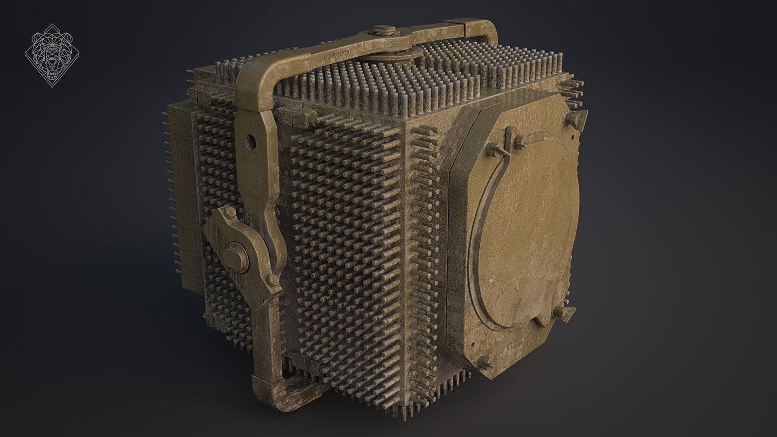 Tank radar disruptor