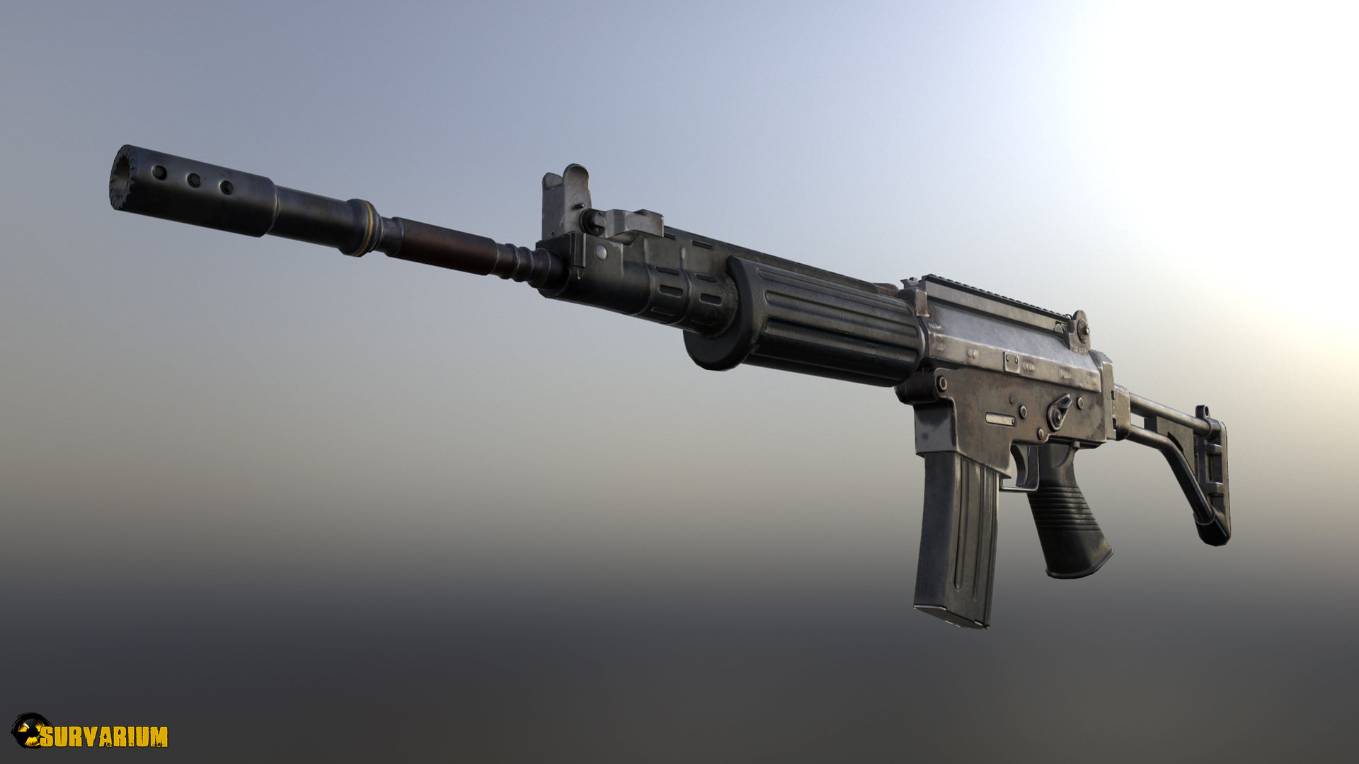 Alexander Sitak Fn Fnc Rifle