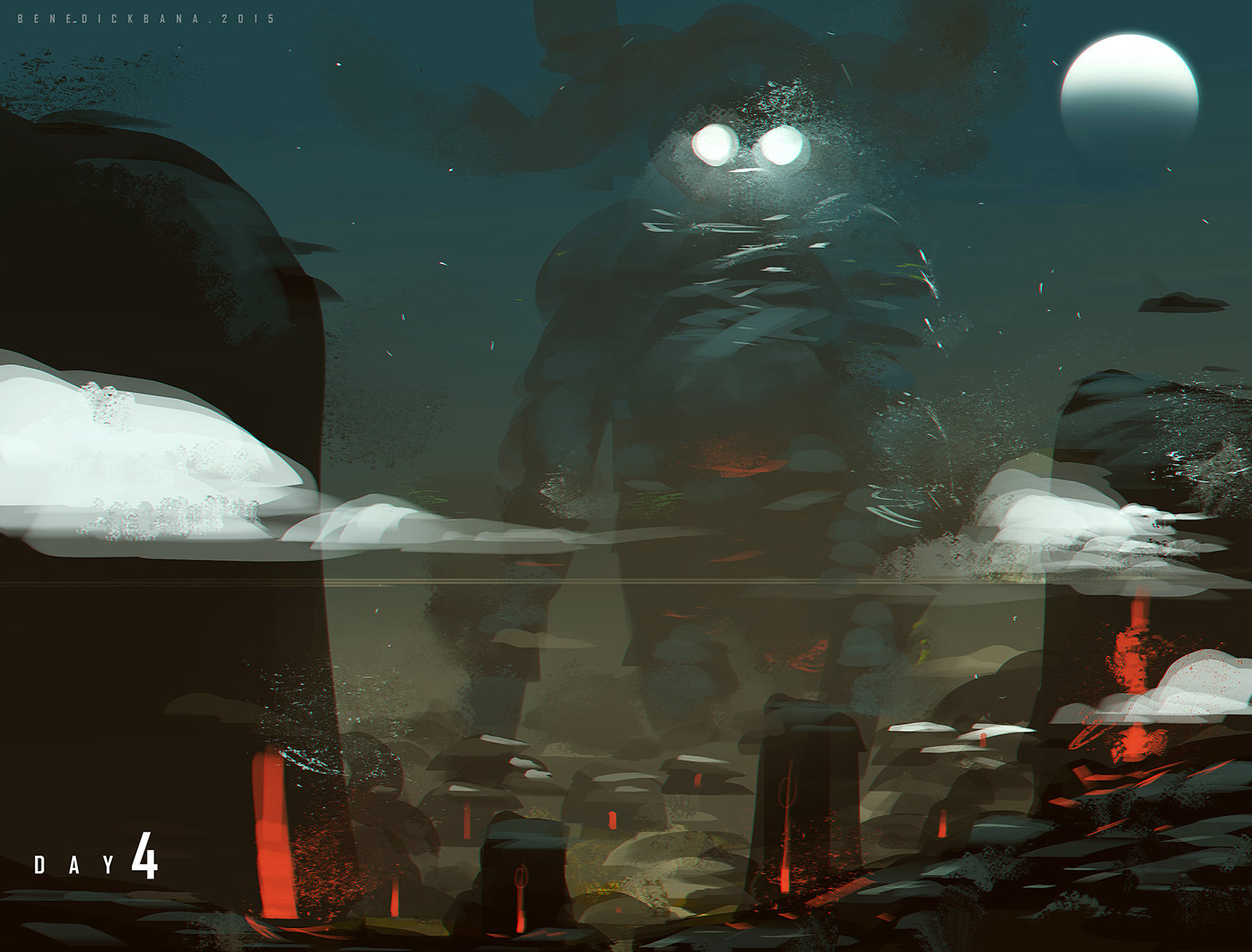 Benedick bana the ancient one lores