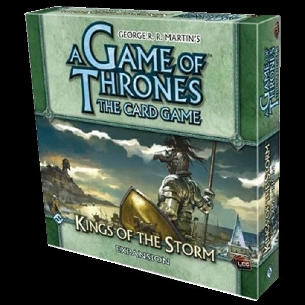 Tomasz jedruszek got66 kings of the storm expansion box