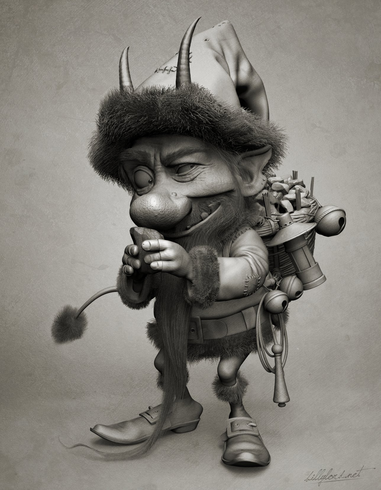 Little Krampus