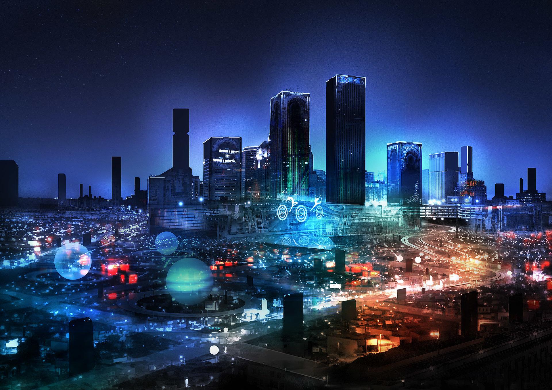 Oleg danilenko night city1