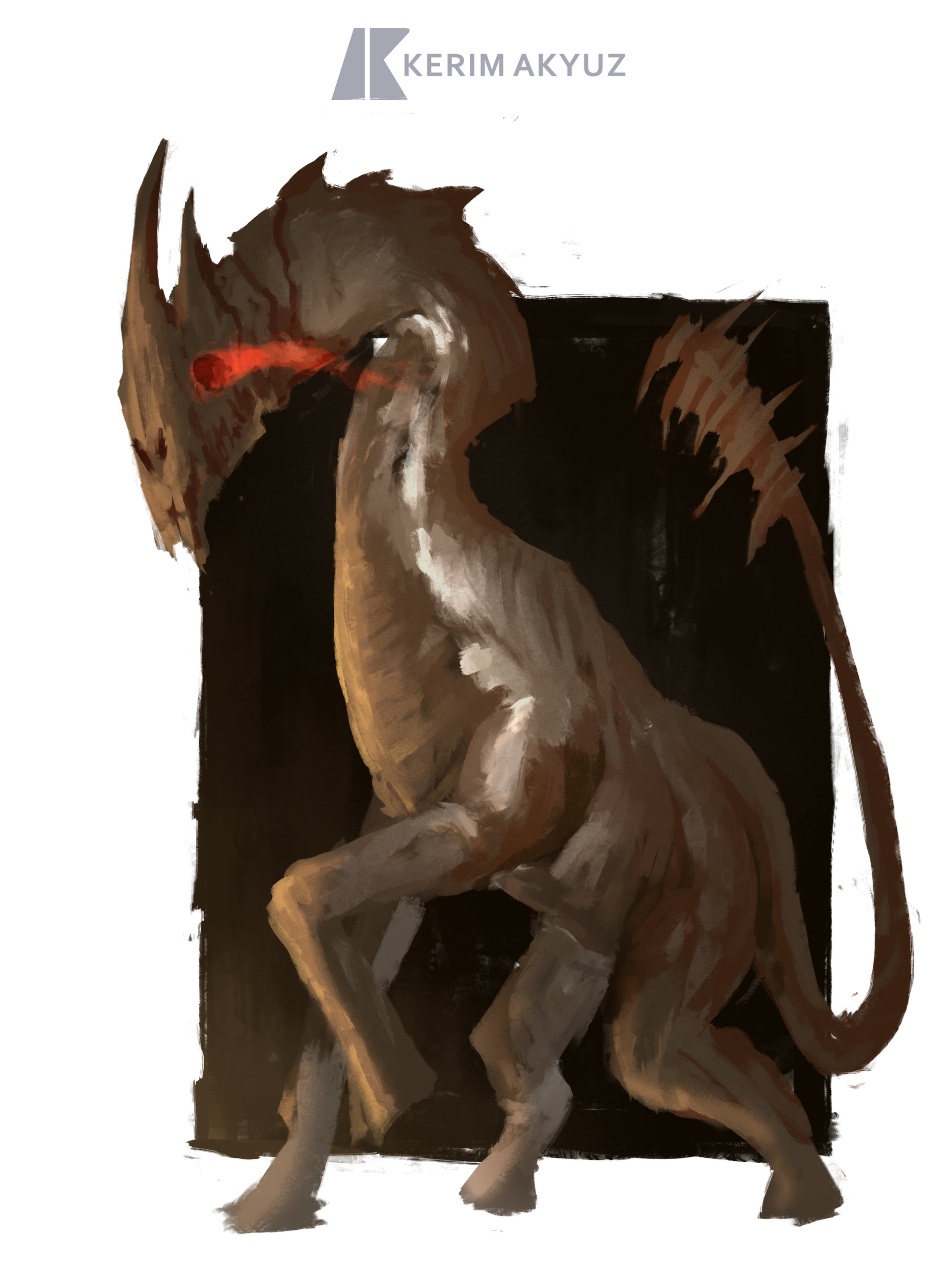 Kerim akyuz 3 bloodhorse