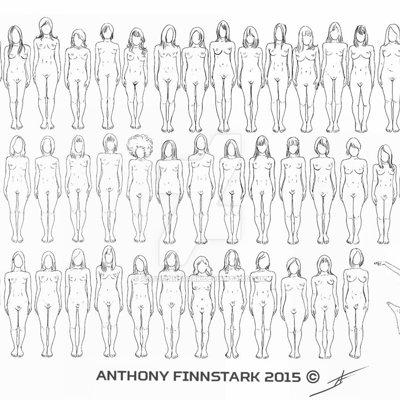 Anto finnstark 50 women sketch by antofinnstark d98ozjj