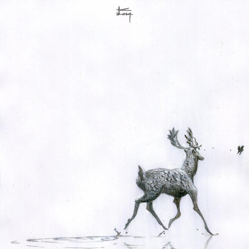 Kian 02 800 deer