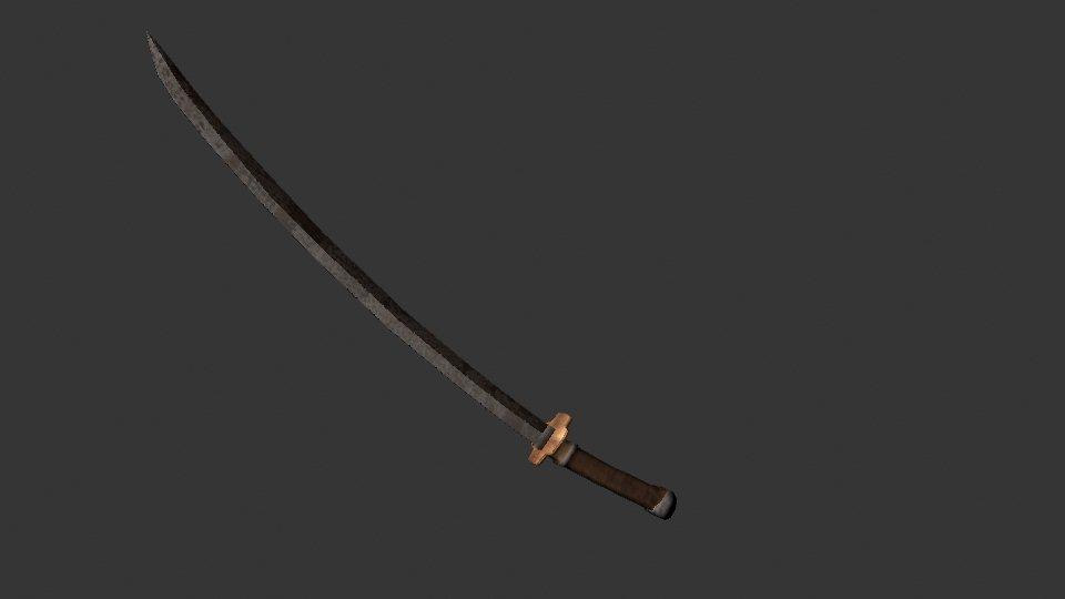 Michael Murray Rusted Sword