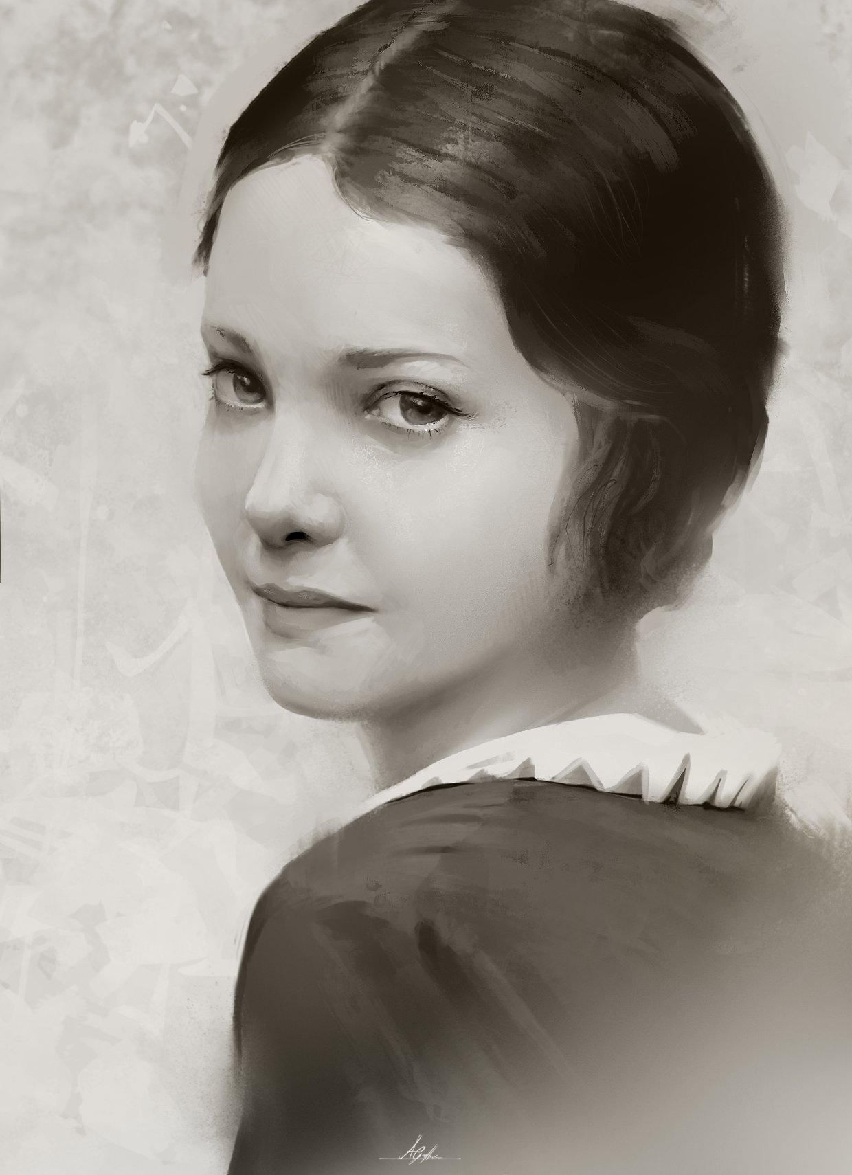 Aaron griffin portrait 12