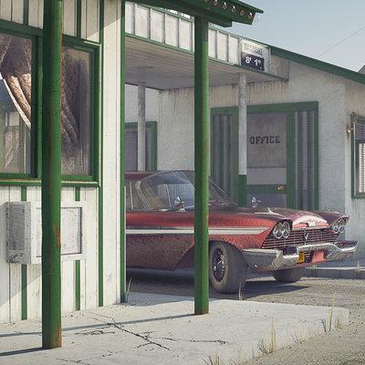 Aces Motel