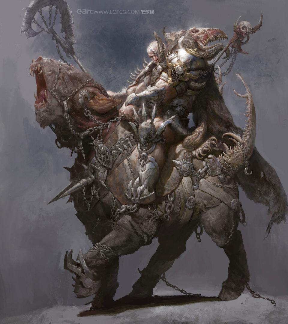 Fenghua zhong warrior 4