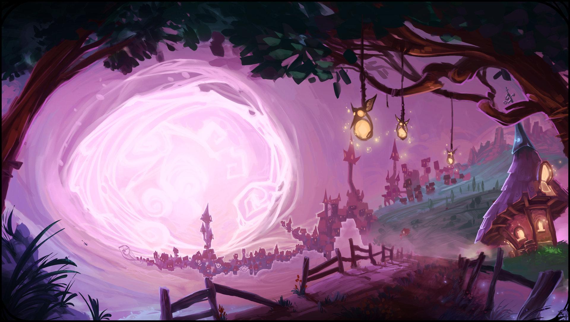 Etienne beschet lune arcanique