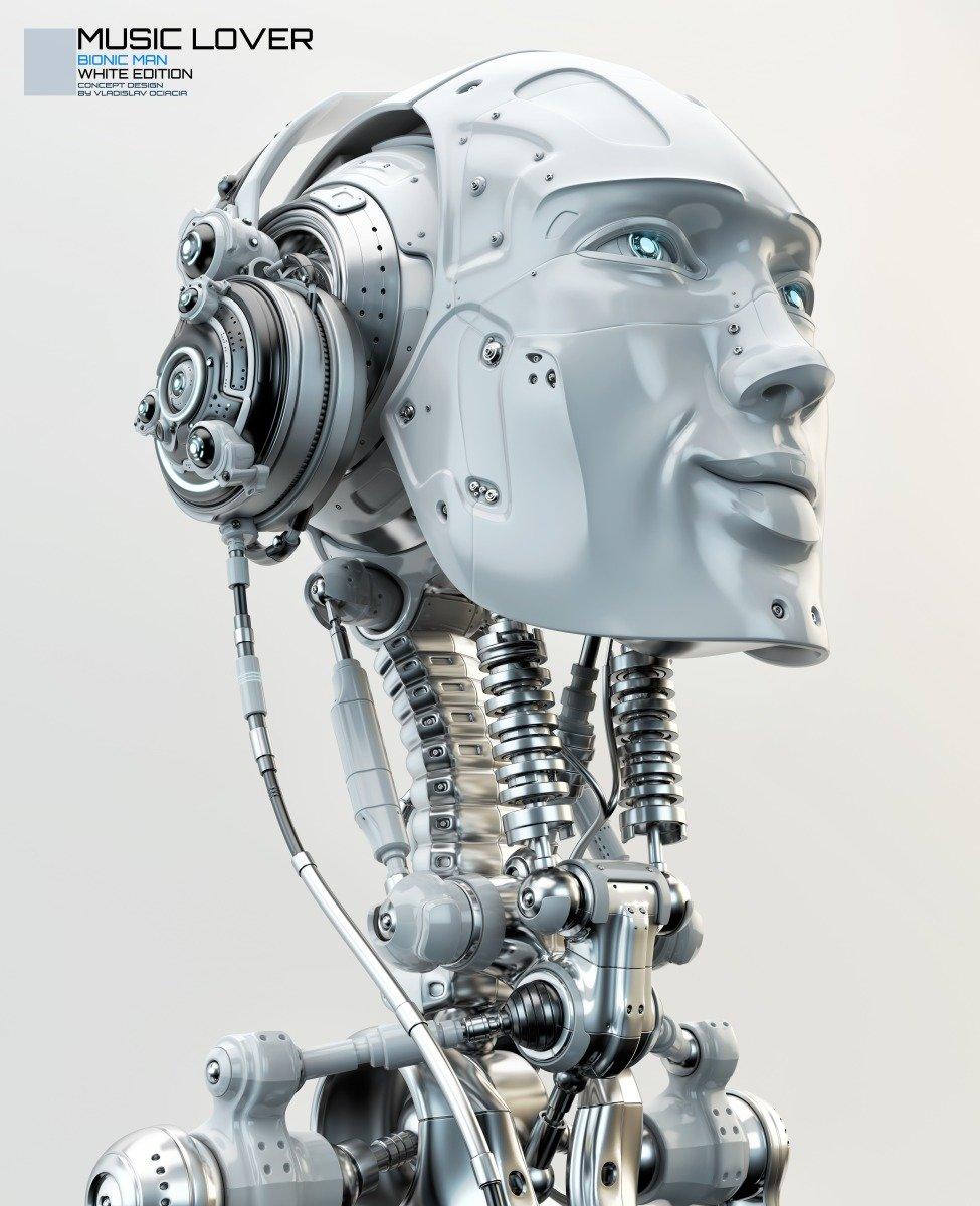 Vladislav ociacia bionic man music lover 4