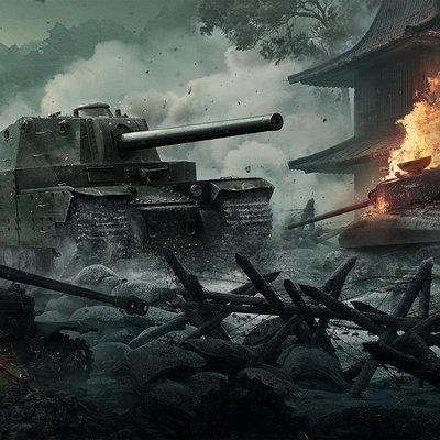 Vitali timkin japan tank 10