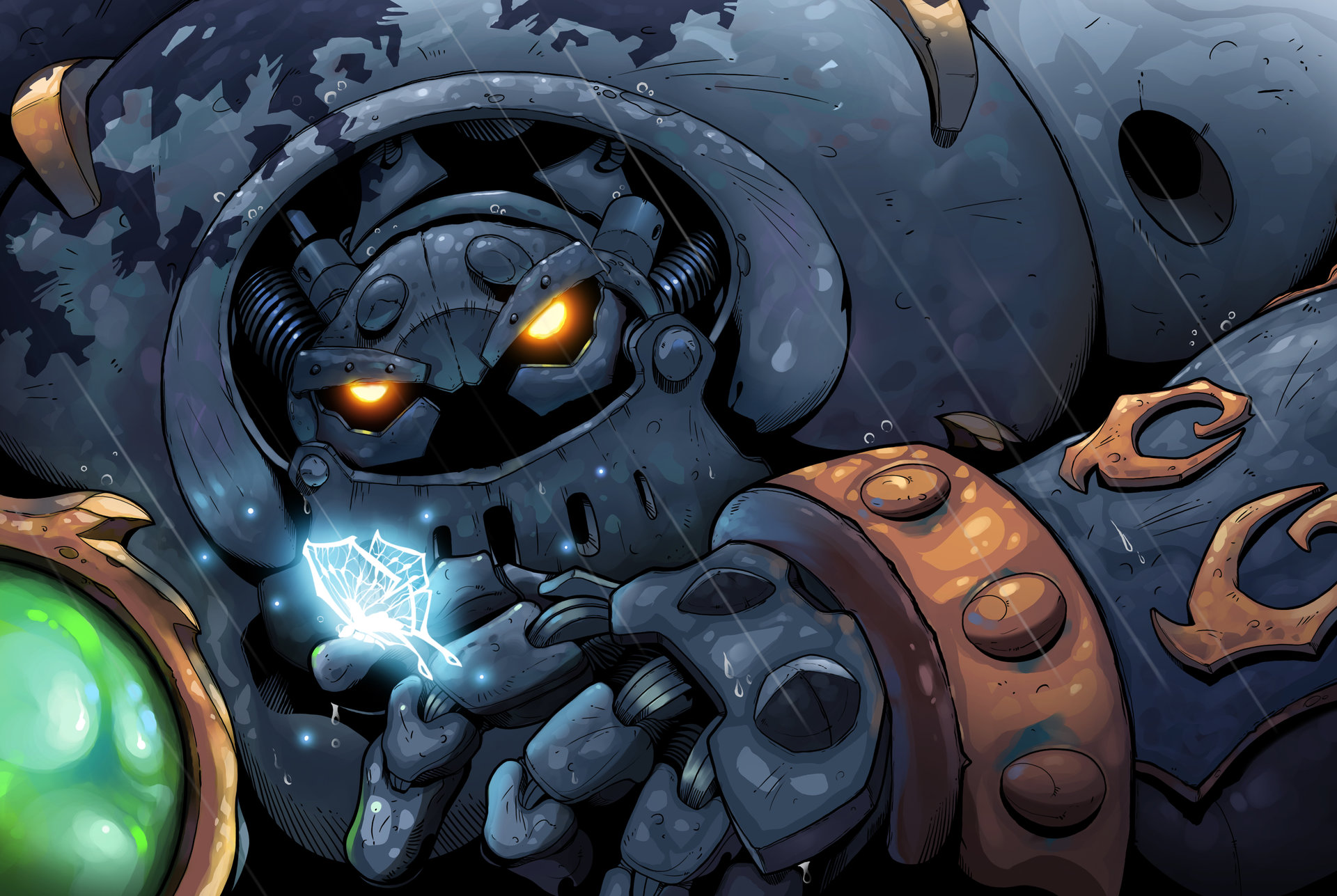 Botos vlad battle chasers