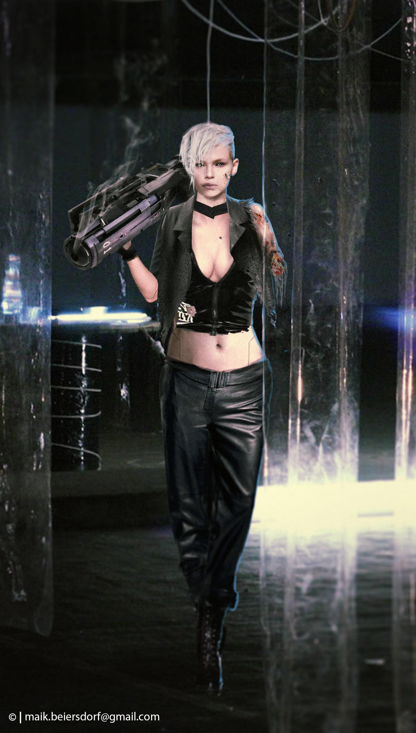 Maik beiersdorf cyborg full