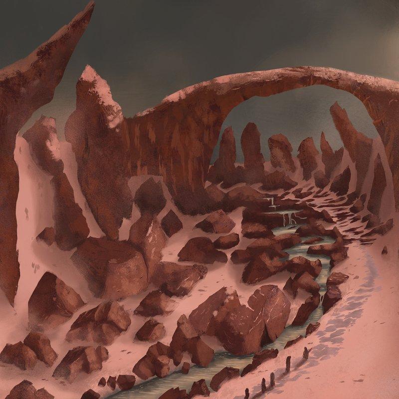Calahan Desert