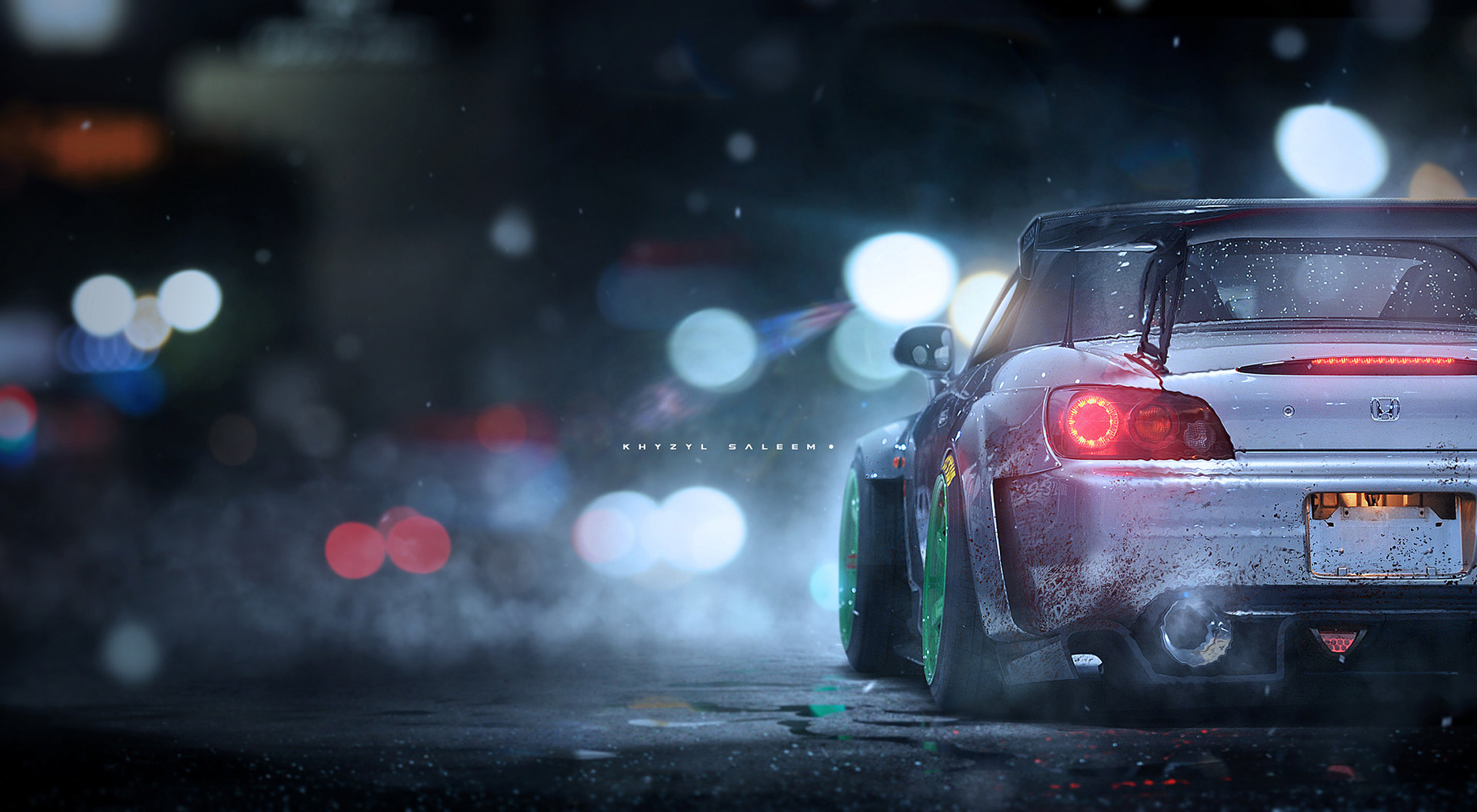 Game Car Wallpaper