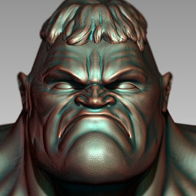 Robert kuczera marvel hulk 27