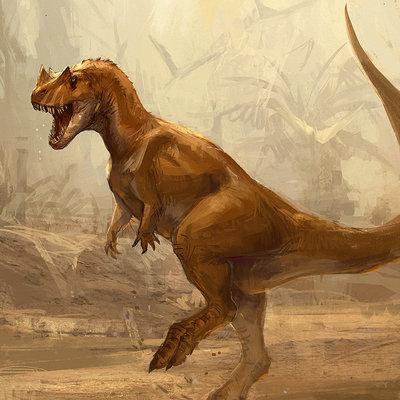 Jonathan kuo ceratosaurus4