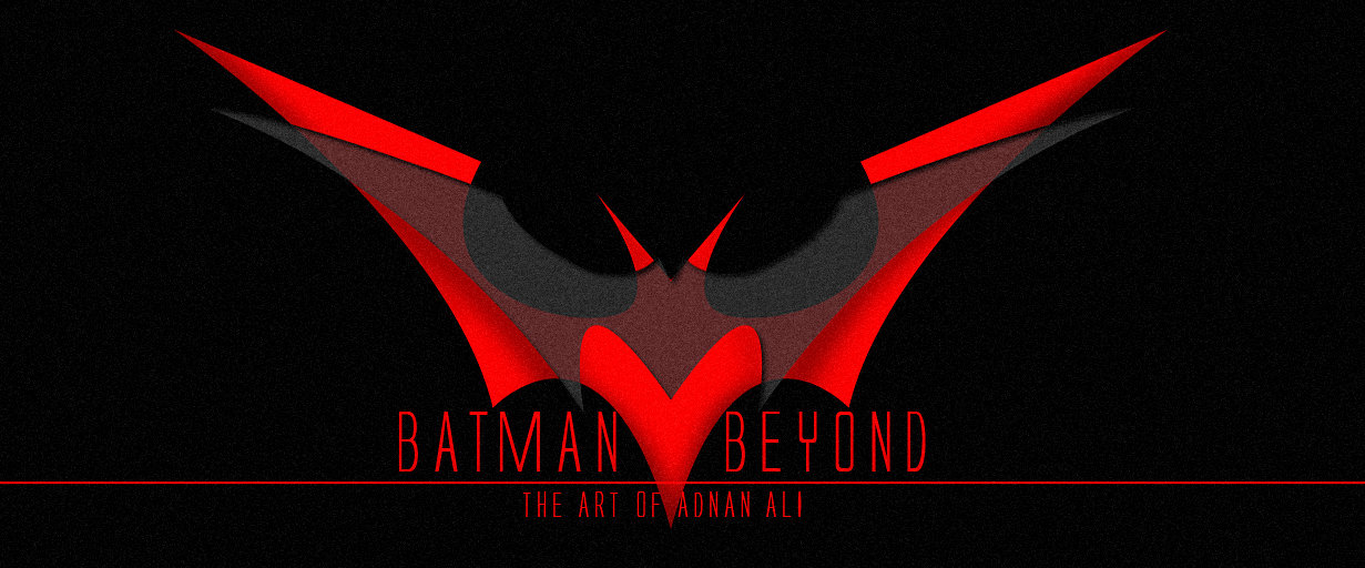 Artstation Batman Beyond Adnan Ali