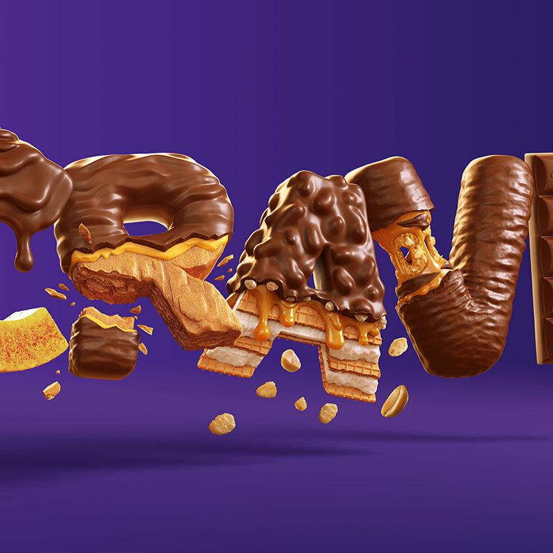 Cadbury CRAVE