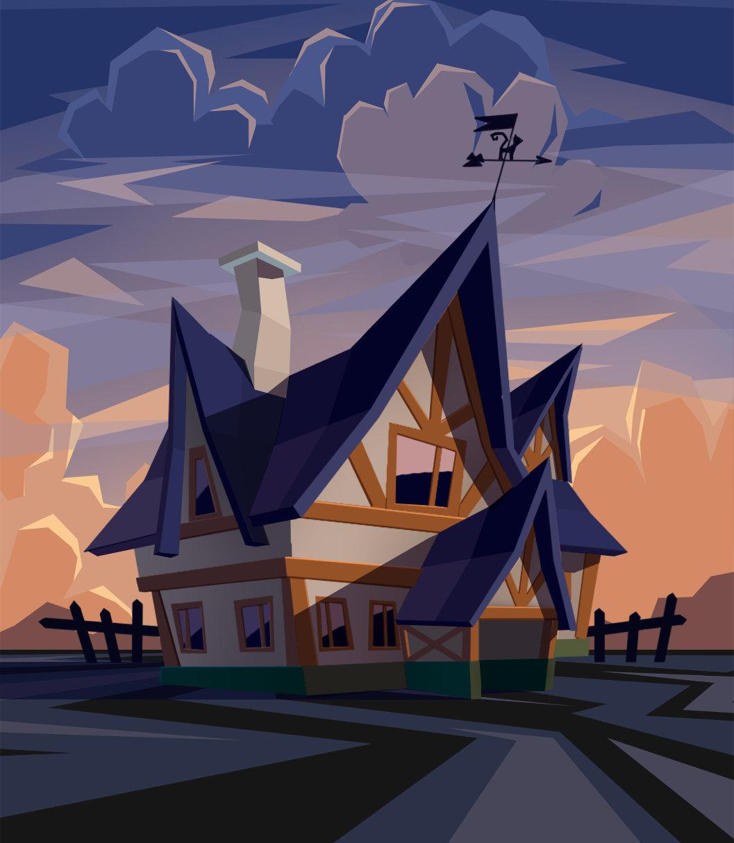 Yana blyzniuk house