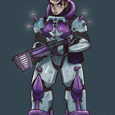 Ena lorenzo spacegirl