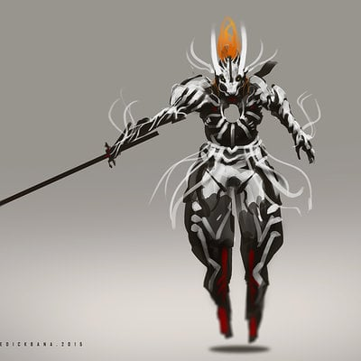 Benedick bana full hollowfication ultima