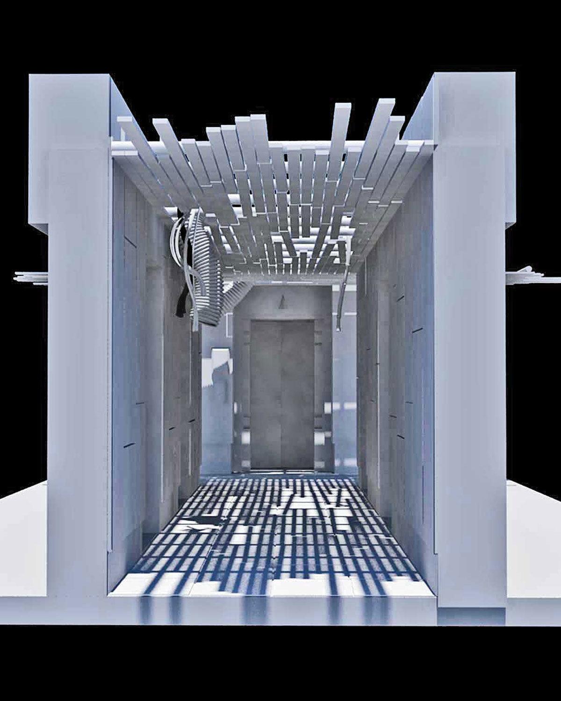 ArtStation - Matrix Replica, Swann Rack