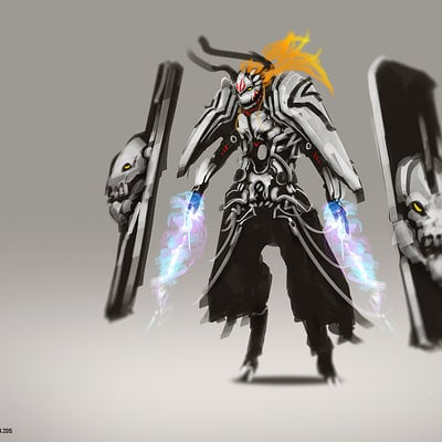 Benedick bana full hollowfication omega