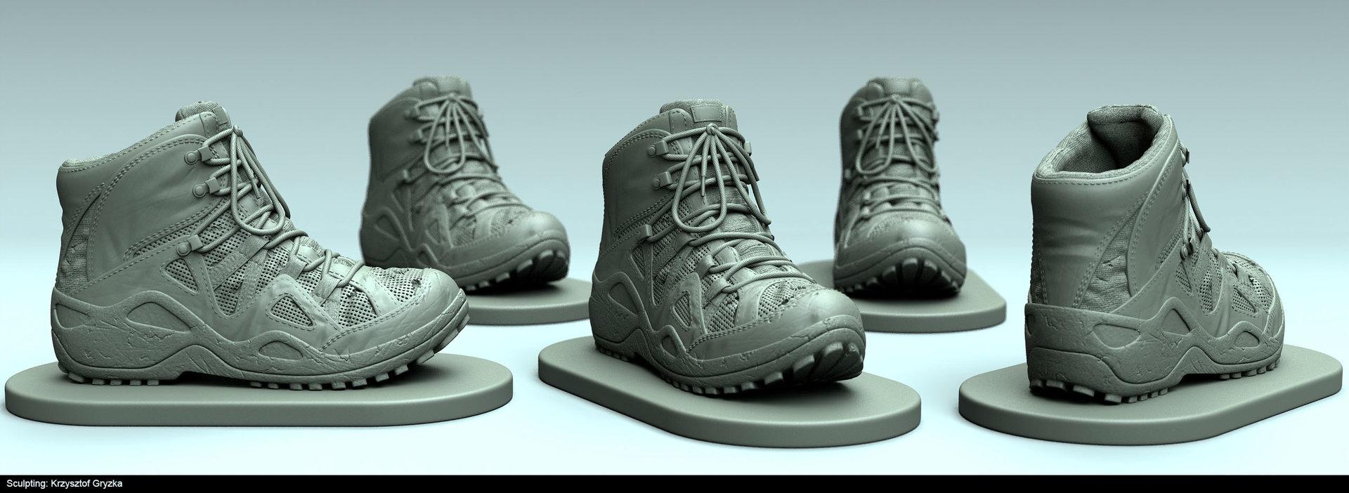 Krzysztof gryzka harry boots
