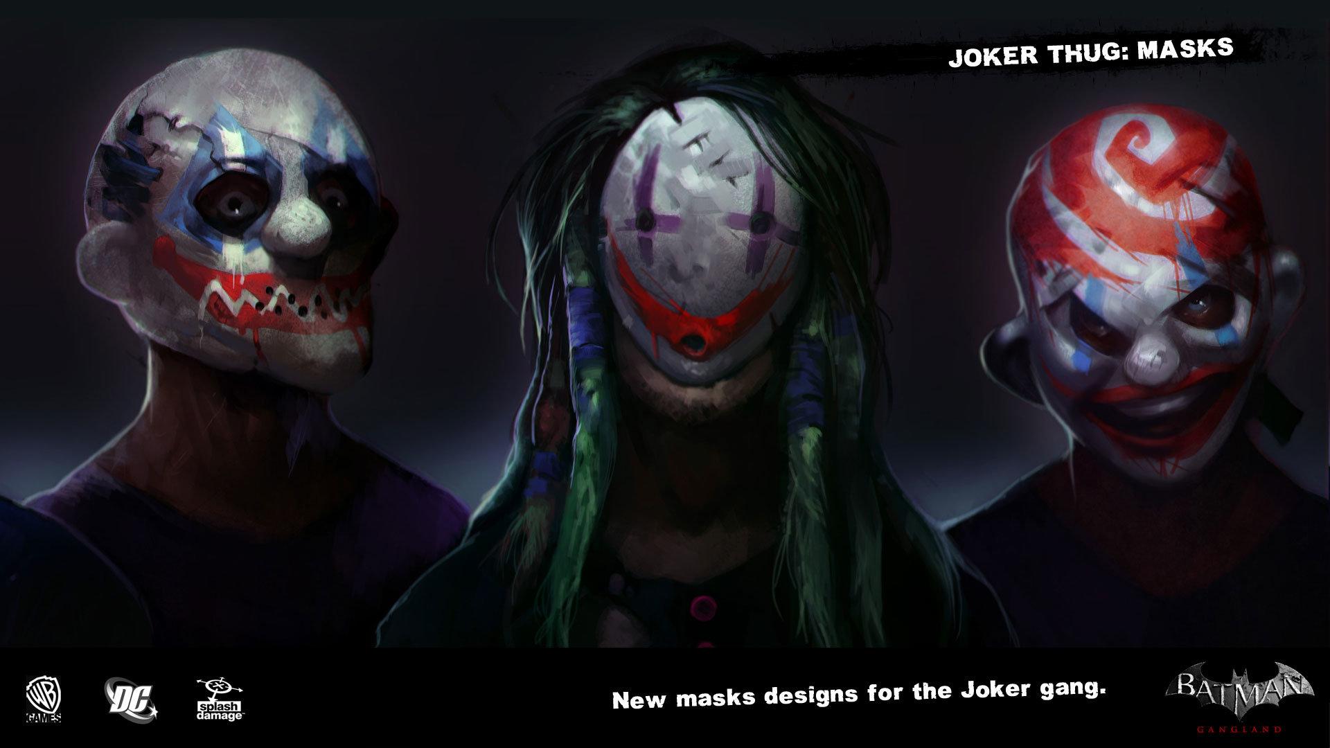 Manuel augusto dischinger moura splashdamage joker thug outfit masks1