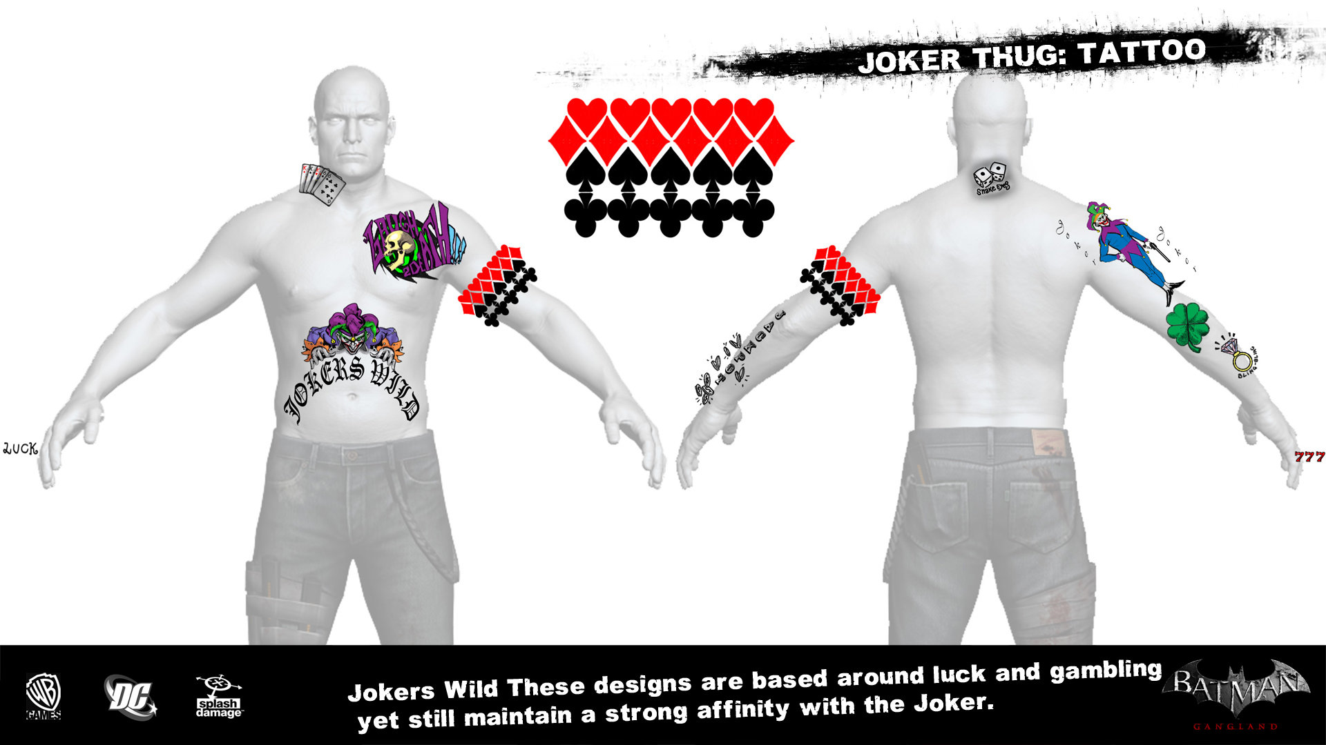 Manuel augusto dischinger moura splashdamage joker thug tattoo 4