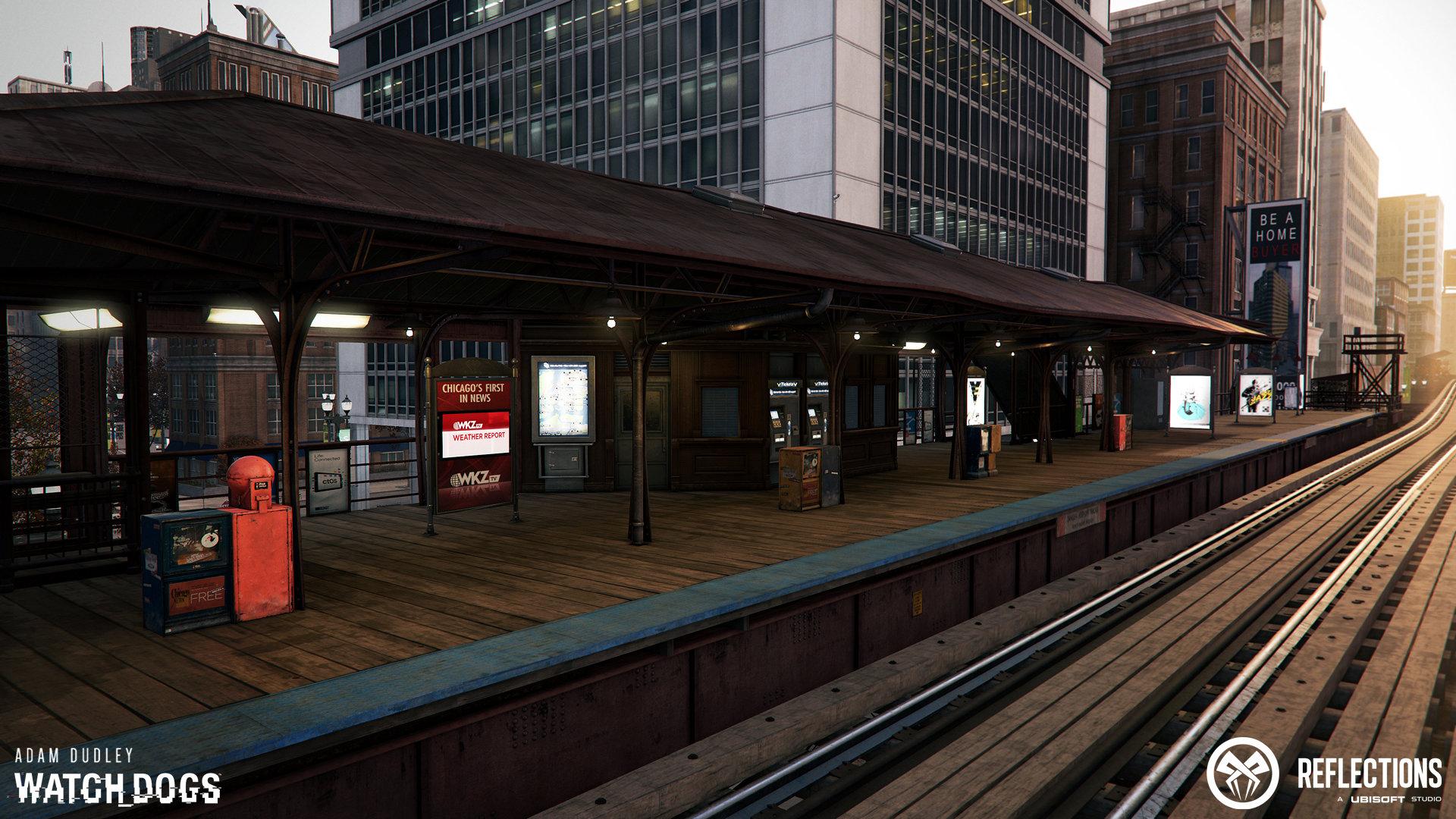 Adam dudley loop station 01