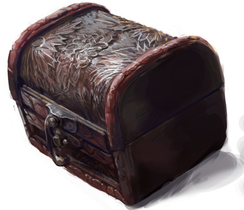 Phoebe herring chest