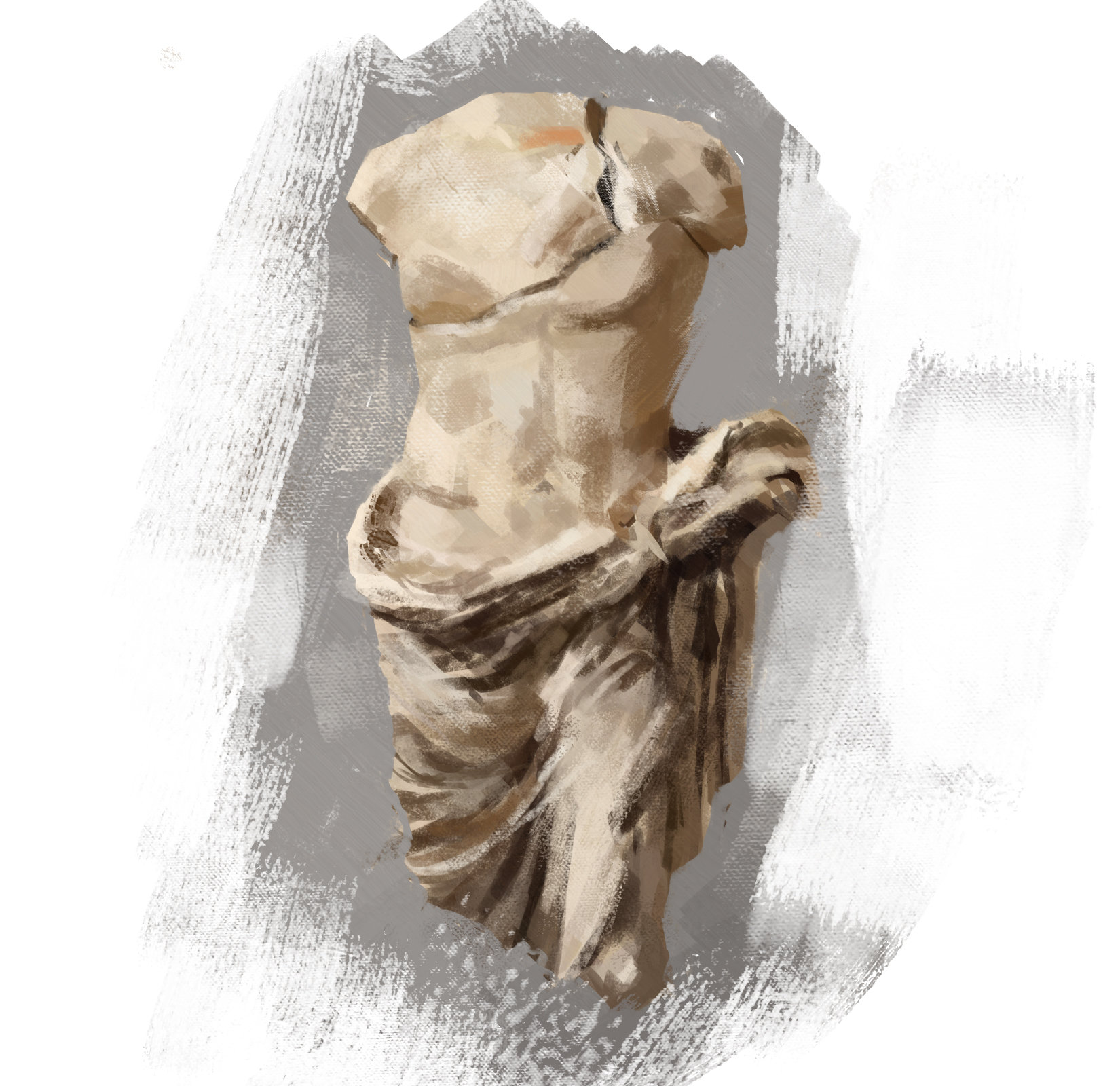 Konrad langa day2 3 roman bust