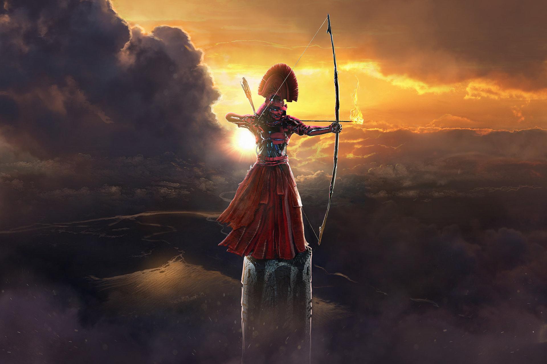 Joseph diaz archer