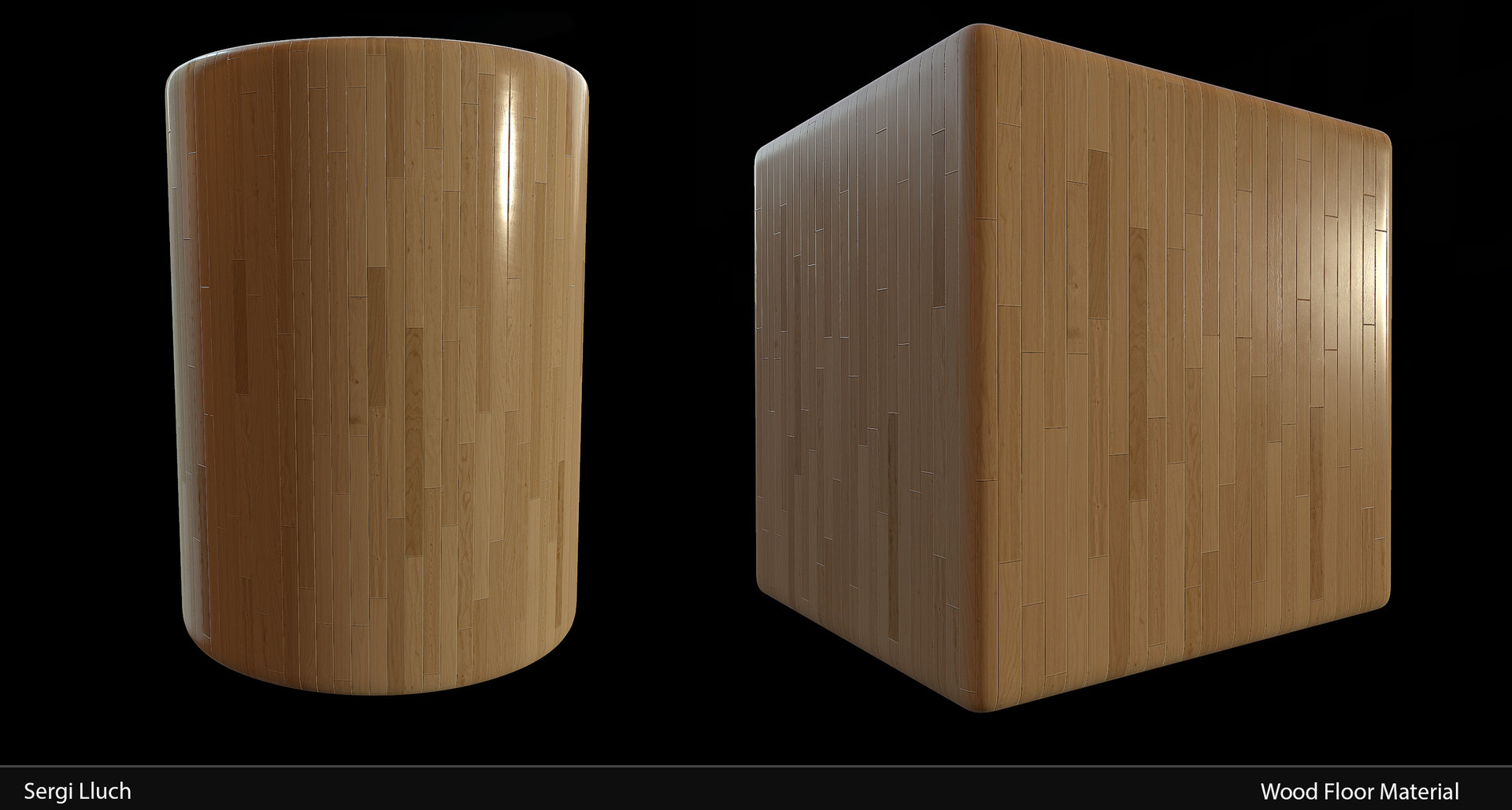 Sergi lluch wood floor material