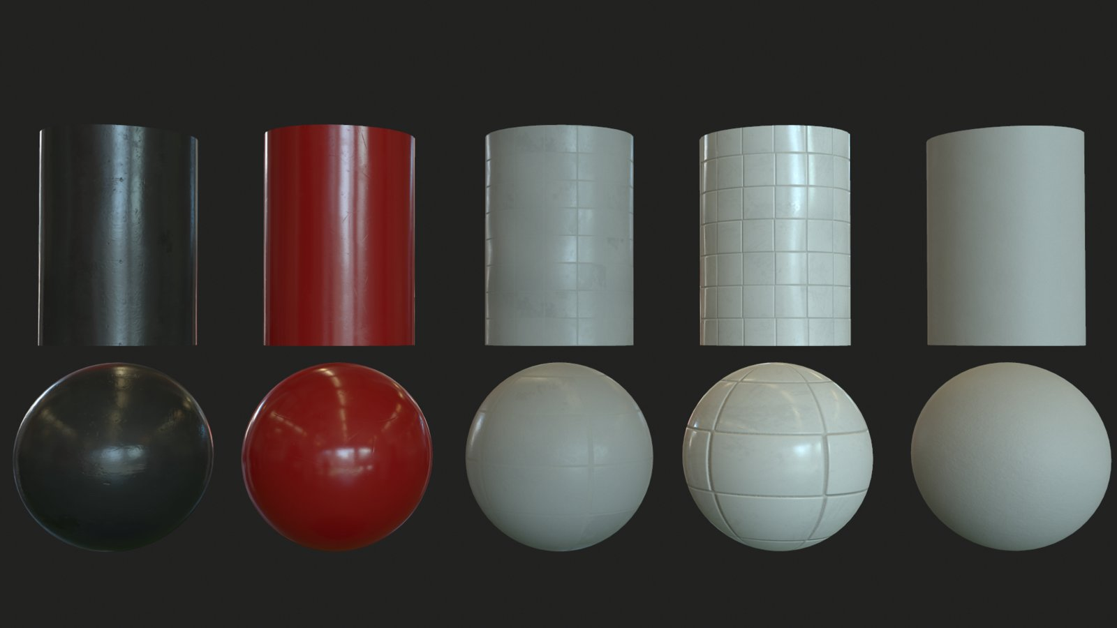 These are my substance material s.Rendered in Marmoset toolbag.