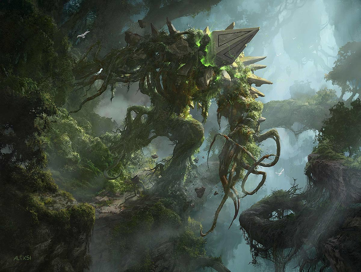 Illustration for Magic : THe Gathering / Battle for Zendikar