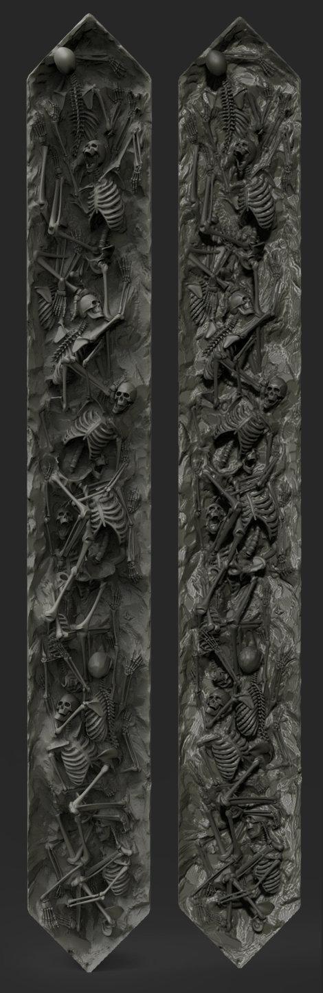 Cliff schonewill skeletonwall01