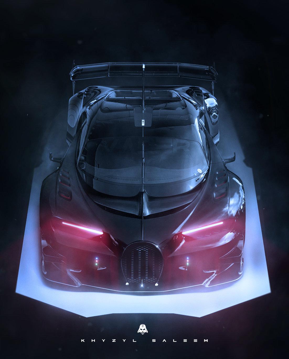 Vader Bugatti VGT