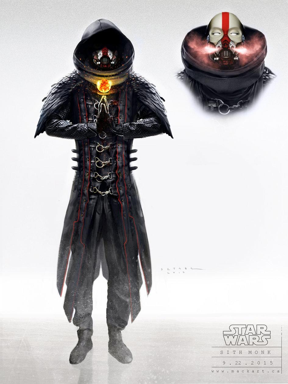 Sith Monk