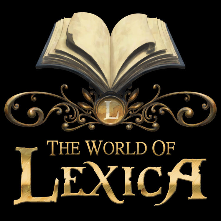 World of Lexica Logo Final by Zachary D. Coe