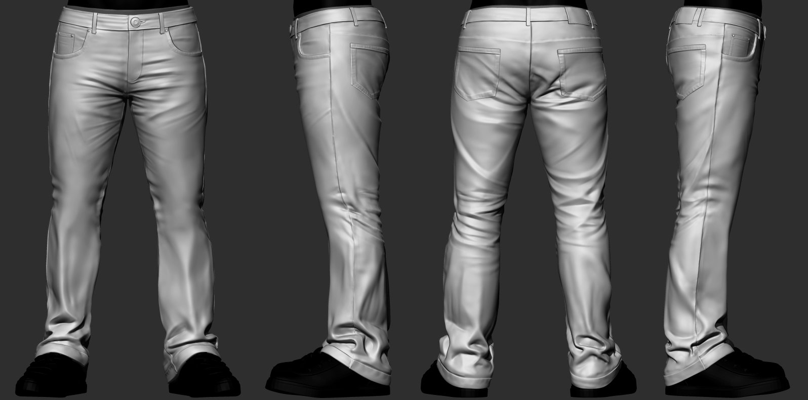 Paul packham study 32 jeans wip 05a