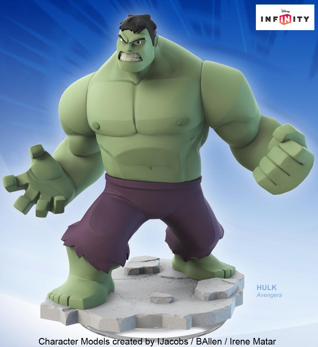 Hulk model by IJacobs / BAllen / Irene Matar