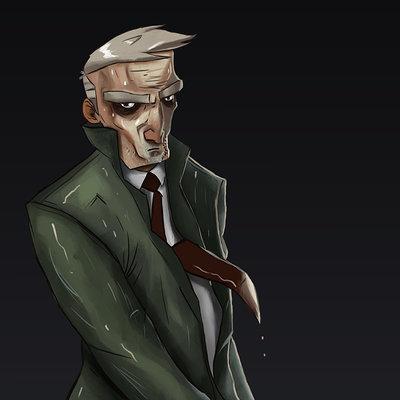 Victor debatisse detective
