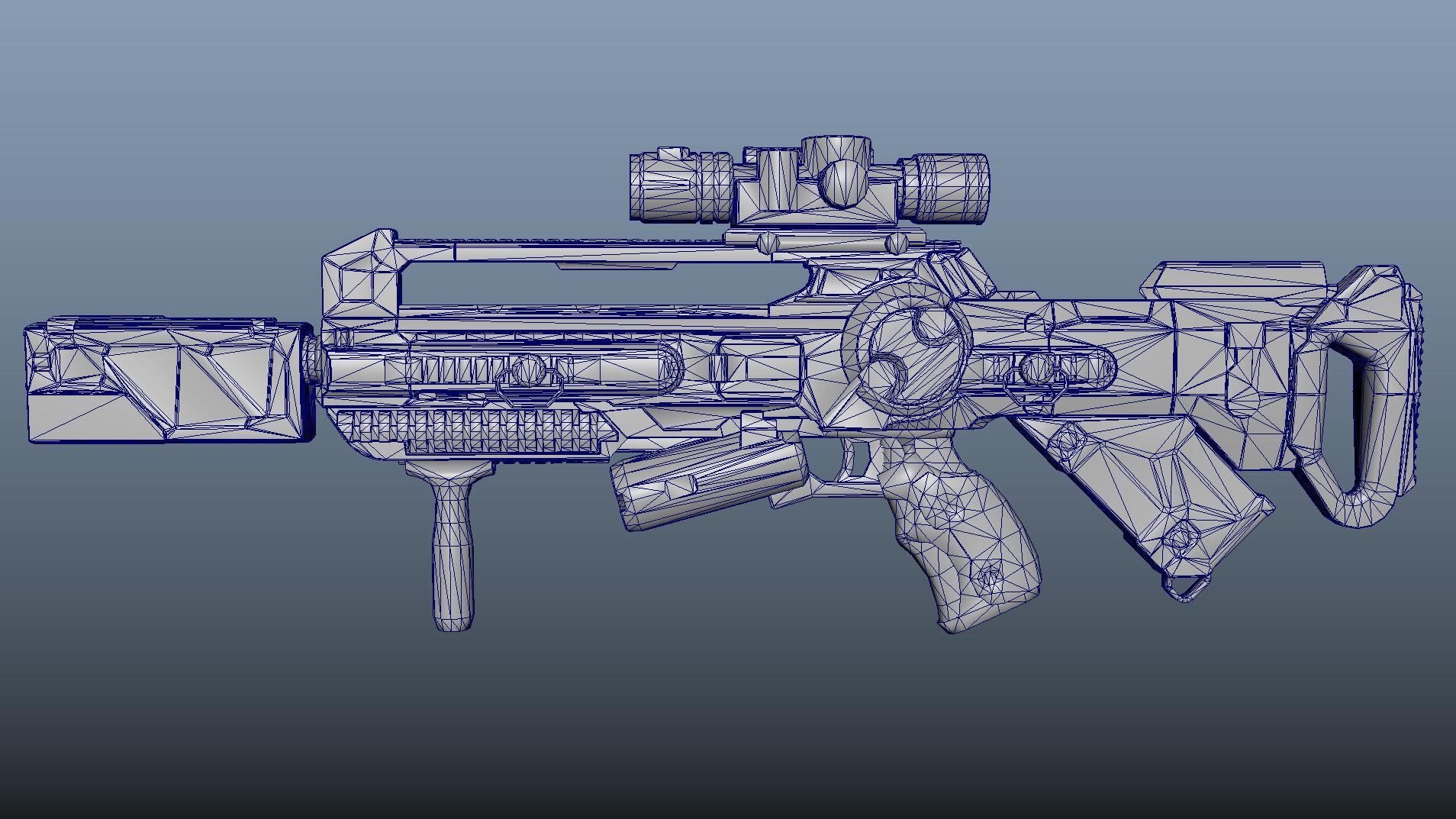 Vojtech lacina vojtechlacina weapon 05