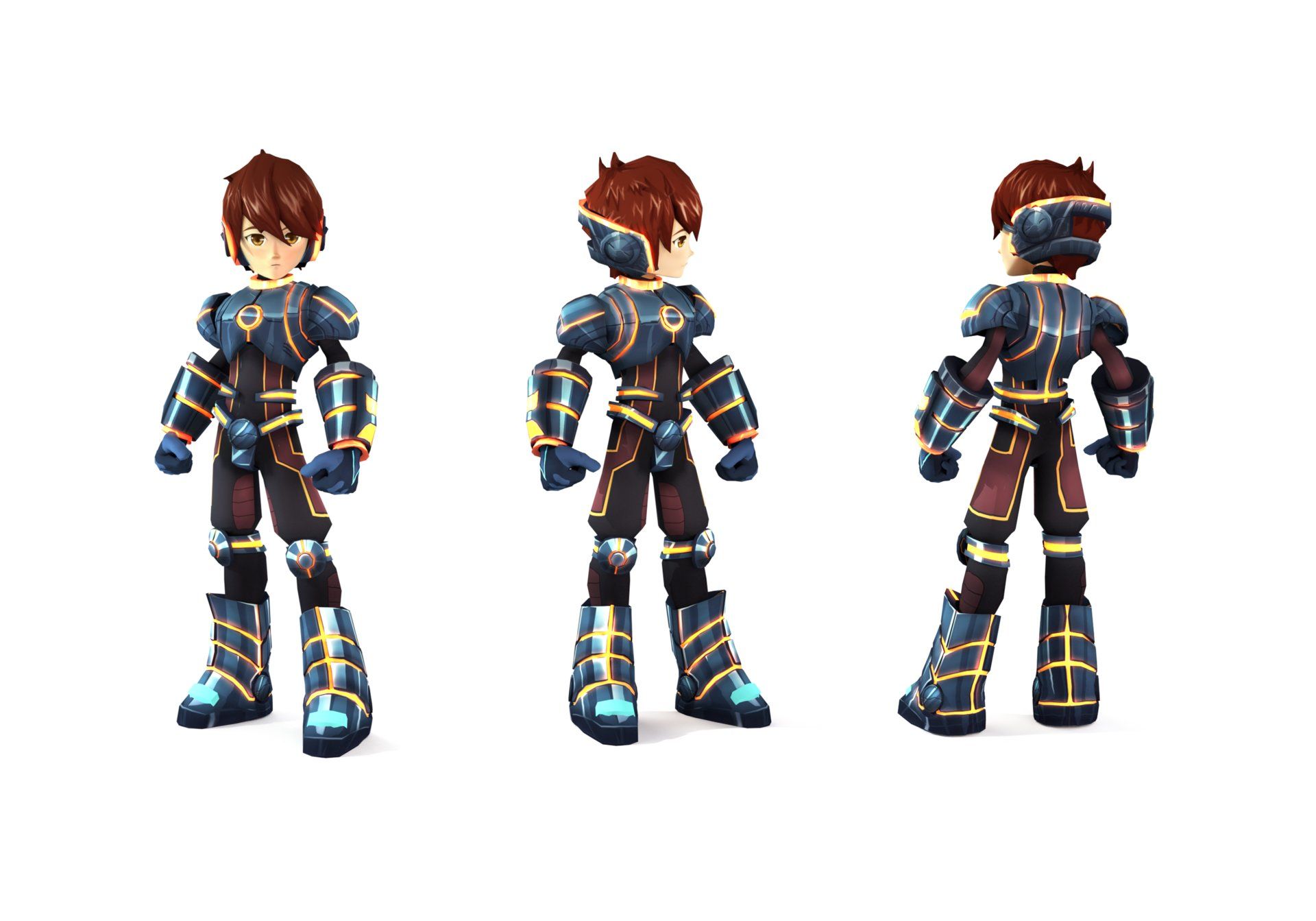 ArtStation - Character design for the video game BEAT BOY, Danu ...