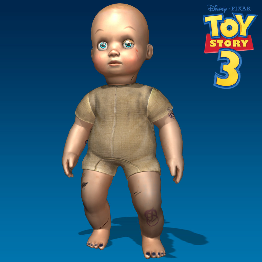 All Toy Story 3 Games : B allen toy story game characters by ballen